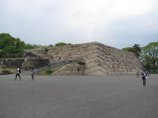 江戸城:天守台