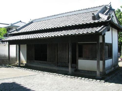 掛川城:大手門の番所