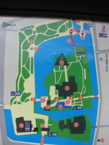 松本城:撮影スポット
