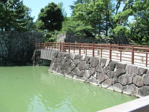 駿府城の北御門